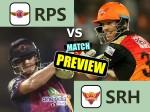 IPL Match Preview: पुणे और हैदराबाद की लड़ाई में धोनी पर होगी नजर