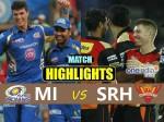 IPL Highlights- सबसे महंगे गेंदबाज साबित हुए नेहरा, मुंबई की जीत पर बुमराह बने मैन ऑफ द मैच