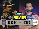 IPL Preview: जहीर बनाम गंभीर, जीतेगा वो ही जिसमें होगा दम?