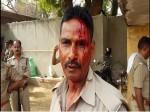यूपी के मथुरा में दरोगा ने फोड़ा सिपाही का सिर, देखें वीडियो