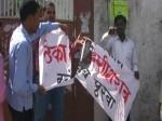 हरदोई: मोहल्ले में खुली शराब की दुकान तो लोगों ने किया जमकर विरोध, पुलिस को कराना पड़ा मामला शांत
