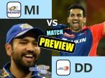 IPL Match Preview: रोचक होगी वॉर जब मुंबई के शेरों से भिड़ेंगे दिल्ली के छोरे