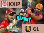 GLvKXIP: पंजाब ने गुजरात को 26 रनों से हराया