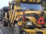 पटना: नक्सलियों को कोर्ट ले जा रहे 7 पुलिस वालों की हाईवे पर दर्दनाक मौत