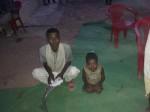 भाजपा सांसद के गोद लिए गांव में दाने-दाने को मोहताज हुआ आदमी