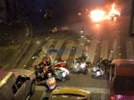 बैंकॉक के मिलिट्री अस्पताल के बाहर ब्लास्ट, 24 लोग घायल