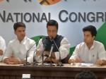 मोदी सरकार के 3 साल पर कांग्रेस का हमला, कहा- तीन साल देश बेहाल