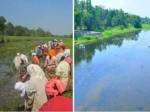 चमत्कार: मृत पड़ी नदी जिंदा हो गई, मेहनत ने कमाल कर दिया