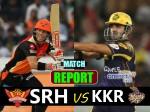 SRHvsKKR: कोलकाता ने हैदराबाद को 7 विकेट से हराया, क्वालीफायर 2 में मुंबई से भिड़ेगी