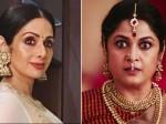 रामगोपाल वर्मा ने श्रीदेवी से पूछा, 'तुम क्यों नहीं बनी ''बाहुबली 2' की शिवगामी..