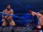 VIDEO: WWE के रिंग में  युवराज की जोरदार वापसी, विरोधी को दी ऐसी पटकी, सब देखते रह गए