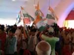 बीजेपी और कांग्रेस कार्यकर्ताओं में हिंसक झड़प, कई घायल