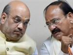 राष्ट्रपति चुनाव की तैयारी के बीच सुबह-सुबह वेंकैया के घर क्यों पहुंचे अमित शाह?