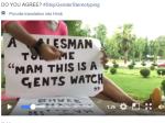 #StopGenderStereotyping: मौन रहकर बोल्ड बात कह गई पटना की ख्याती श्री