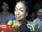 विपक्ष की ओर से राष्ट्रपति उम्मीदवार चुने जाने के बाद क्या बोली मीरा कुमार?