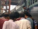 PICS: शरीर के ऊपर से गुजर गई ट्रेन...फिर देखिए ये चमत्कार