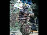 J&K: मारे गए आतंकियों पास से बरामद हुआ पाकिस्तान में बने हथियार और खाने के सामाना