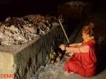 बिहार में रातभर चला एक मुर्दा बच्चे को जिंदा करने का खेल, पुलिस पर चले पत्थर