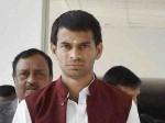 लालू के बेटे तेज प्रताप ने दी गंदी गालियां, धक्का देकर भगाया: राजद नेता
