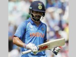 तस्वीरों में देखिए पाक के सामने किस तरह से ताश के पत्तों जैसी ढह गई टीम इंडिया