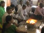 VIDEO: राष्ट्रपति बनें रामनाथ इसलिए कानपुर में घर पर किया गया यज्ञ