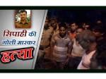 आगरा में दिनदहाड़े सिपाही की गोली मारकर हत्या, बदमाश फरार