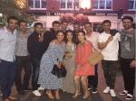 पाक क्रिकेटर्स के साथ सानिया-जहीर-नेहरा की फोटो देख भड़के फैंस