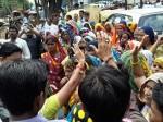 दबंगों ने की दलित की हत्या, जातीय बवाल को देखते हुए फोर्स तैनात