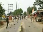 PICs: 500 लोगों पर FIR, 48 नामजद और 35 गिरफ्तार