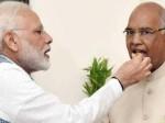 रायसीना में अब राम'राज', 14वें राष्ट्रपति के तौर पर 25 को शपथ लेंगे कोविंद