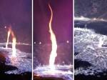 देखें तस्वीरें: इस नदी के पानी में लग जाती है आग, जानिए क्या है रहस्य