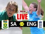 WWC ENGvSA Live: साउथ अफ्रीका को इंग्लैंड ने 2 विकेट से हराया