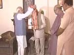 VIDEO: राष्ट्रपति चुनाव में जीत के बाद रामनाथ कोविंद को ऐसे दी पीएम ने बधाई