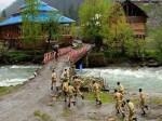 पाक का दावा- भारत के हमले से सैन्य वाहन नदी में डूबा, उसके चार सैनिक मरे