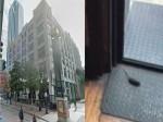 Video:ब्वॉयफ्रेंड के साथ कर रही थी लंच कि रेस्टोरेंट में होने लगी चूहों की बारिश