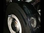 मुंबई: छत्रपति एयरपोर्ट पर फटा विमान का टायर, 200 यात्री थे सवार