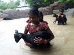 बाढ़ से पानी-पानी हुआ बिहार, नीतीश ने PM मोदी से मांगी मदद