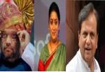 गुजरात राज्यसभा चुनाव: बीजेपी ने तीनों सीटों पर लगाया जोर, पटेल का भाग्य अधर में