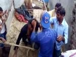 VIDEO: बैल चुराने आया चोर रस्सी से बांधकर रात भर पीटा गया