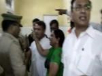 बीजेपी विधायक के सामने गुर्गों ने डॉक्टर को पीटा, गुस्साए कर्मचारियों ने ठप की इमरजेंसी सेवाएं