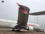 दिल्ली: एयरपोर्ट पर दो विमानों के पंख टकराए, टल गया बड़ा हादसा