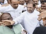 JDU की आंतरिक कलह आई सामने, शरद और नीतीश गुट में मारपीट