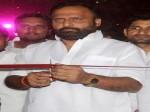 VIRAL AUDIO: सपा सरकार में मंत्री रहे ओम प्रकाश सिंह ने पत्रकार को दी धमकी