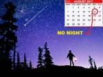क्या सच में 12 अगस्त को नहीं होगी रात? जानिए वायरल मैसेज की हकीकत