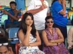 Video: अजिंक्य रहाणे का शतक पूरा होते ही खुशी से झूम उठीं पत्नी राधिका