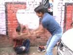 VIDEO: बड़ा बुरा पिटा साइकिल चोर, पुलिस नहीं पहुंचती तो भूल जाता चोरी!