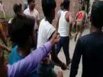 VIDEO: पब्लिक से बचकर पुलिस को क्यों दौड़ना पड़ा, आखिर क्यों छीनी जाने लगी बंदूक?