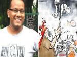 पीएम मोदी के खिलाफ कार्टून बनाने वाले को जान से मारने की धमकी