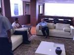 चेन्नई वनडे के अगले दिन श्रीनिवासन से मिलने पहुंचे थे धोनी, जानिए क्या थी वजह?