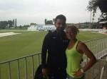 इस महिला खिलाड़ी ने कोहली को लिखा 'खोली', भारतीय फैंस ने लगा दी क्लास